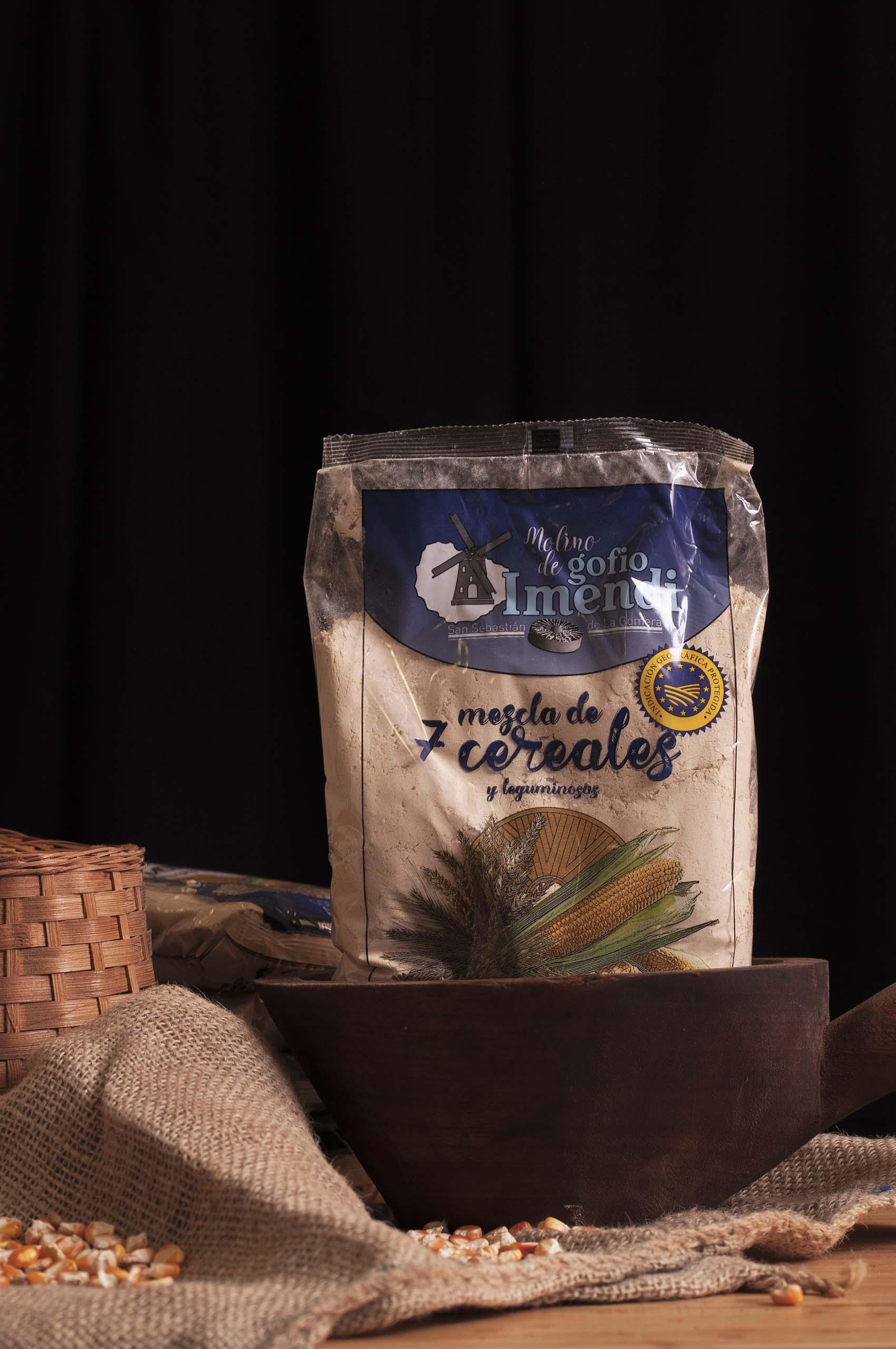 Gofio de 7 cereales
